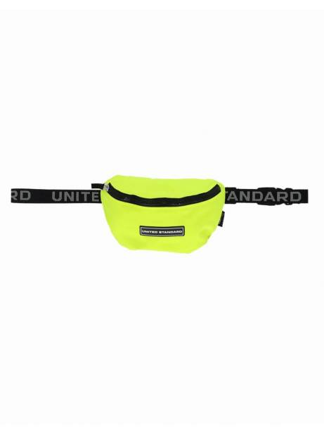 United Standard Logo fanny pack - Yellow fluotex United Standard Backpack 105,00€