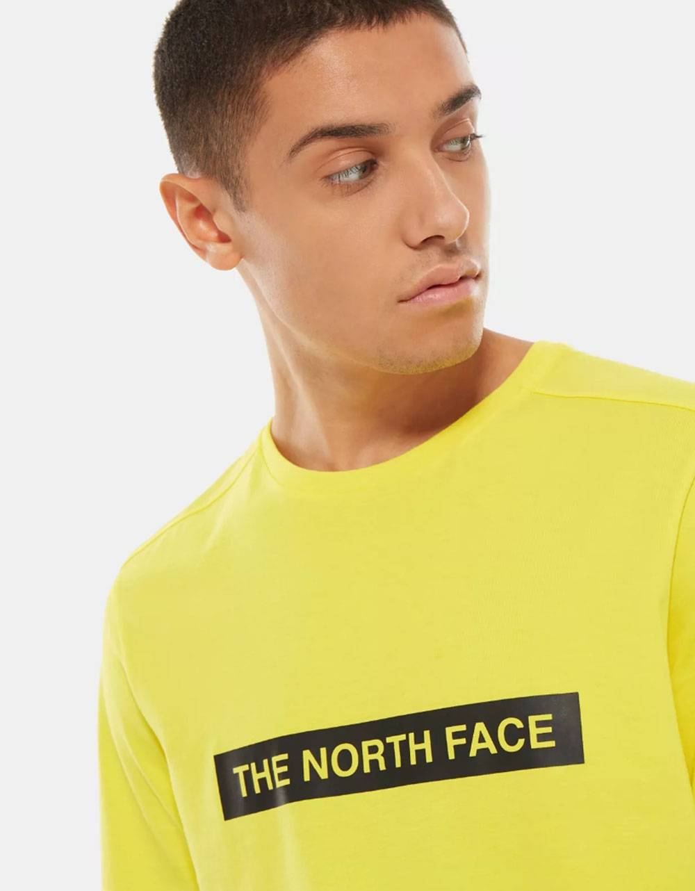 The North Face Light tee - tnf lemon THE NORTH FACE T-shirt 40,00€
