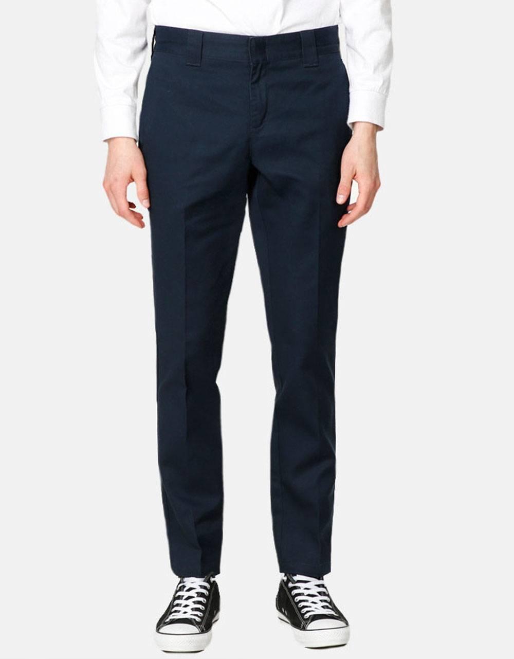 Dickies Slim fit work pant 872 - Dark navy Dickies Pant 62,30€