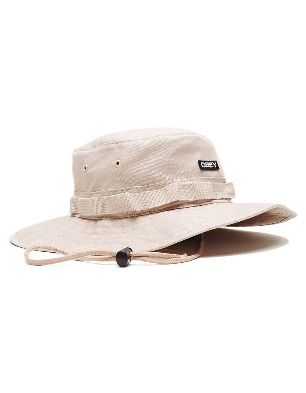 Obey river boonie hat - khaki obey Hat 50,00€