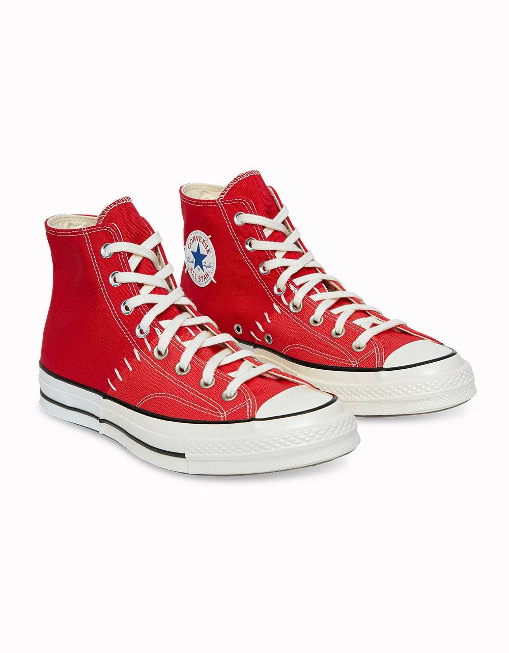 Converse Chuck Taylor 70 Recostructed High ltd - Red/sedona red/egret Converse Sneakers 116,39€