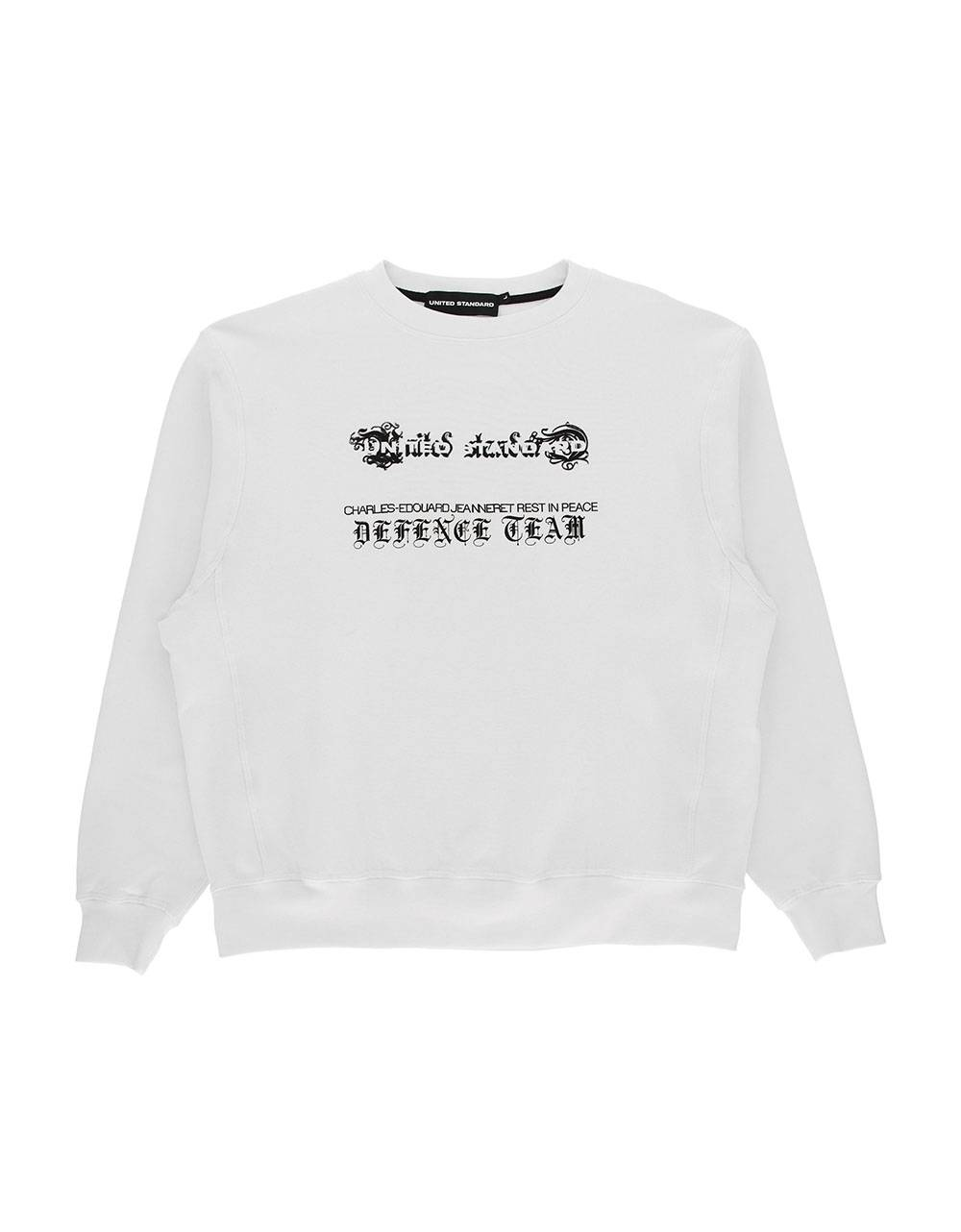 United Standard Rip crewneck sweater - white United Standard Sweater 185,00€