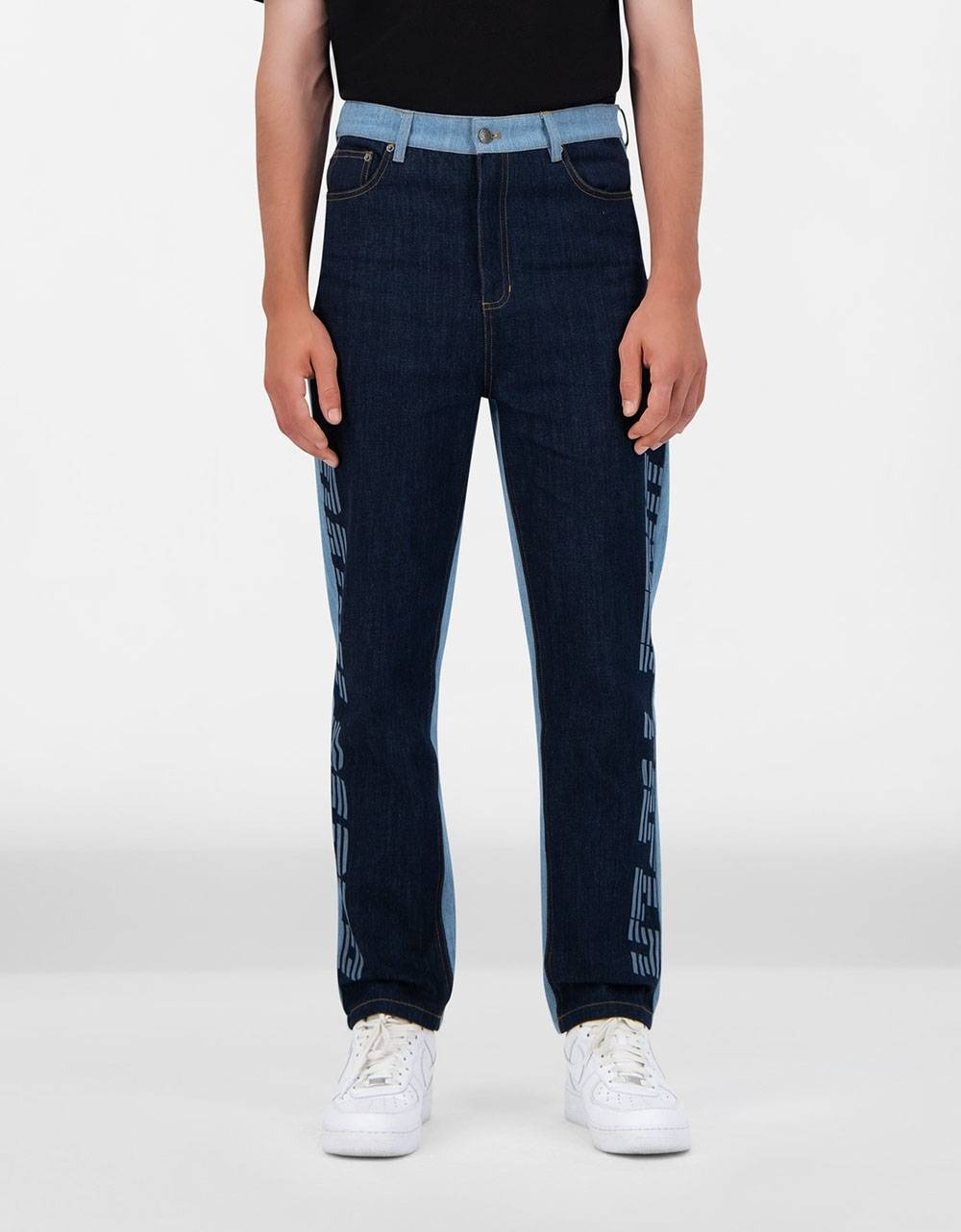 Daily Paper Josha pants - blue/black denim DAILY PAPER Jeans 135,25€