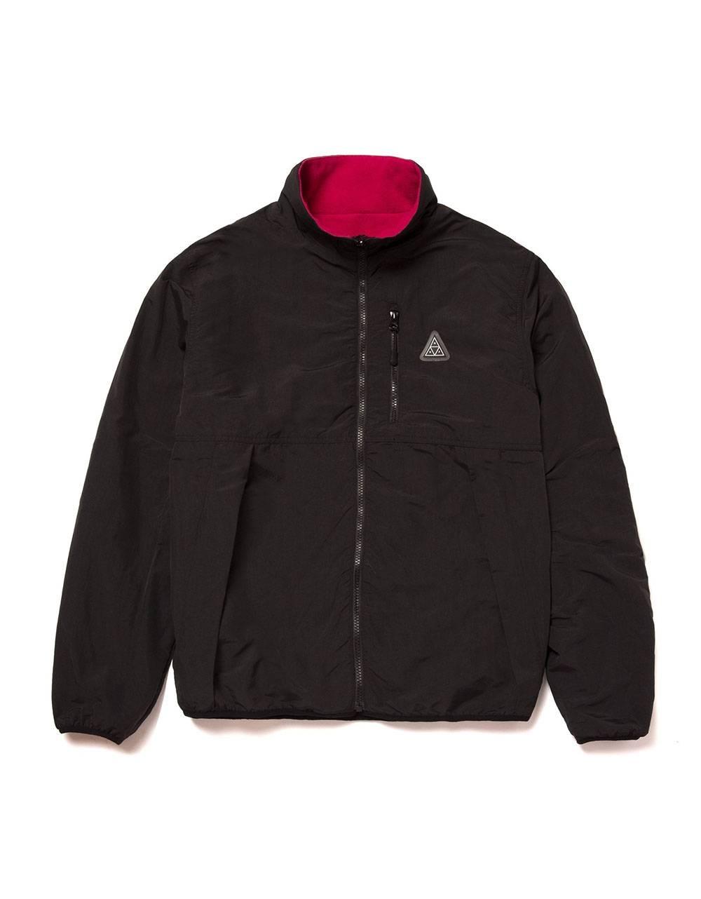 Huf Crisis reversible jacket - black Huf Jacket 219,00€