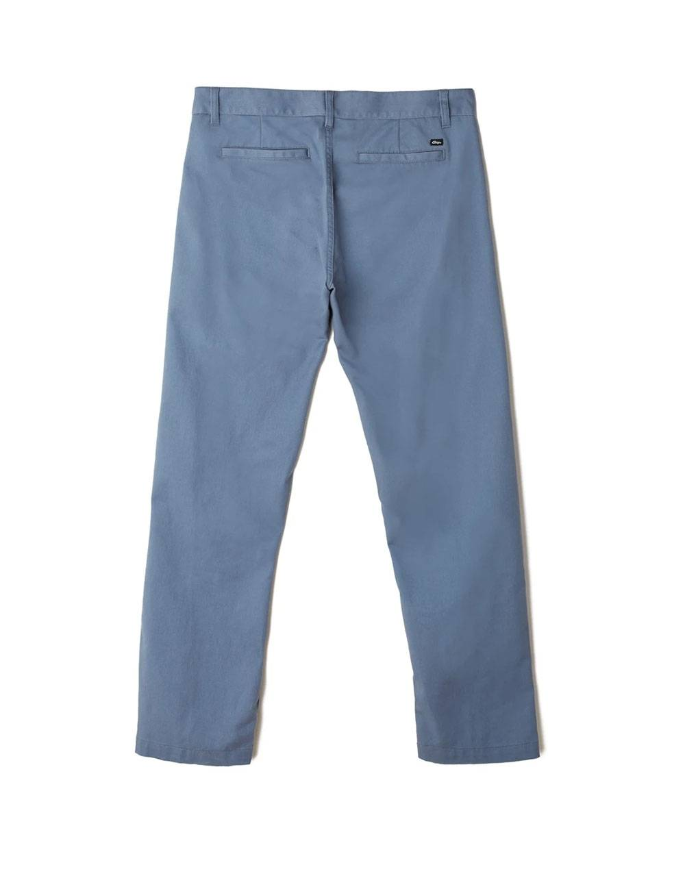 Obey straggler flooded pants - dull blue obey Pant 83,61€