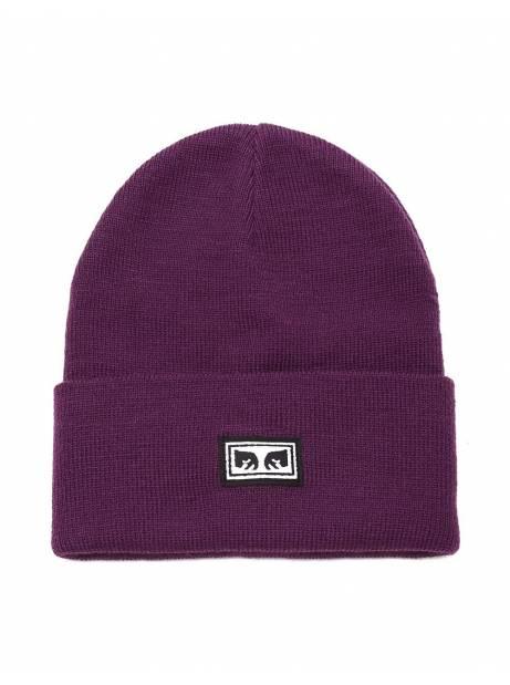 Obey icon eyes beanie - purple mountain obey Beanie 35,00€