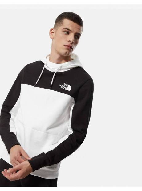 The North Face Himalayan hoodie - white/black THE NORTH FACE Sweater 110,00€