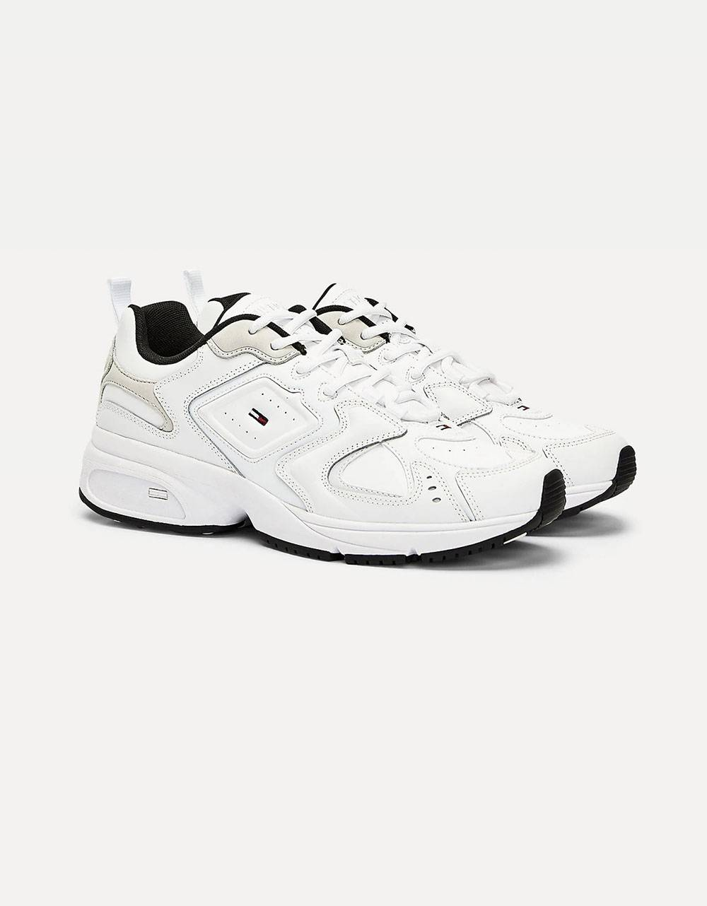 Tommy Jeans Heritage seas chunky sneakers - white Tommy Jeans Sneakers 106,56€
