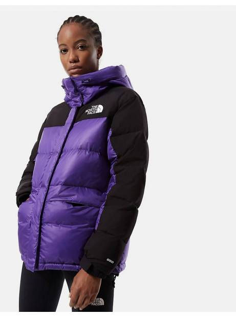 The North Face Woman's Himalayan down parka jacket - peak purple THE NORTH FACE Bomber 380,00€