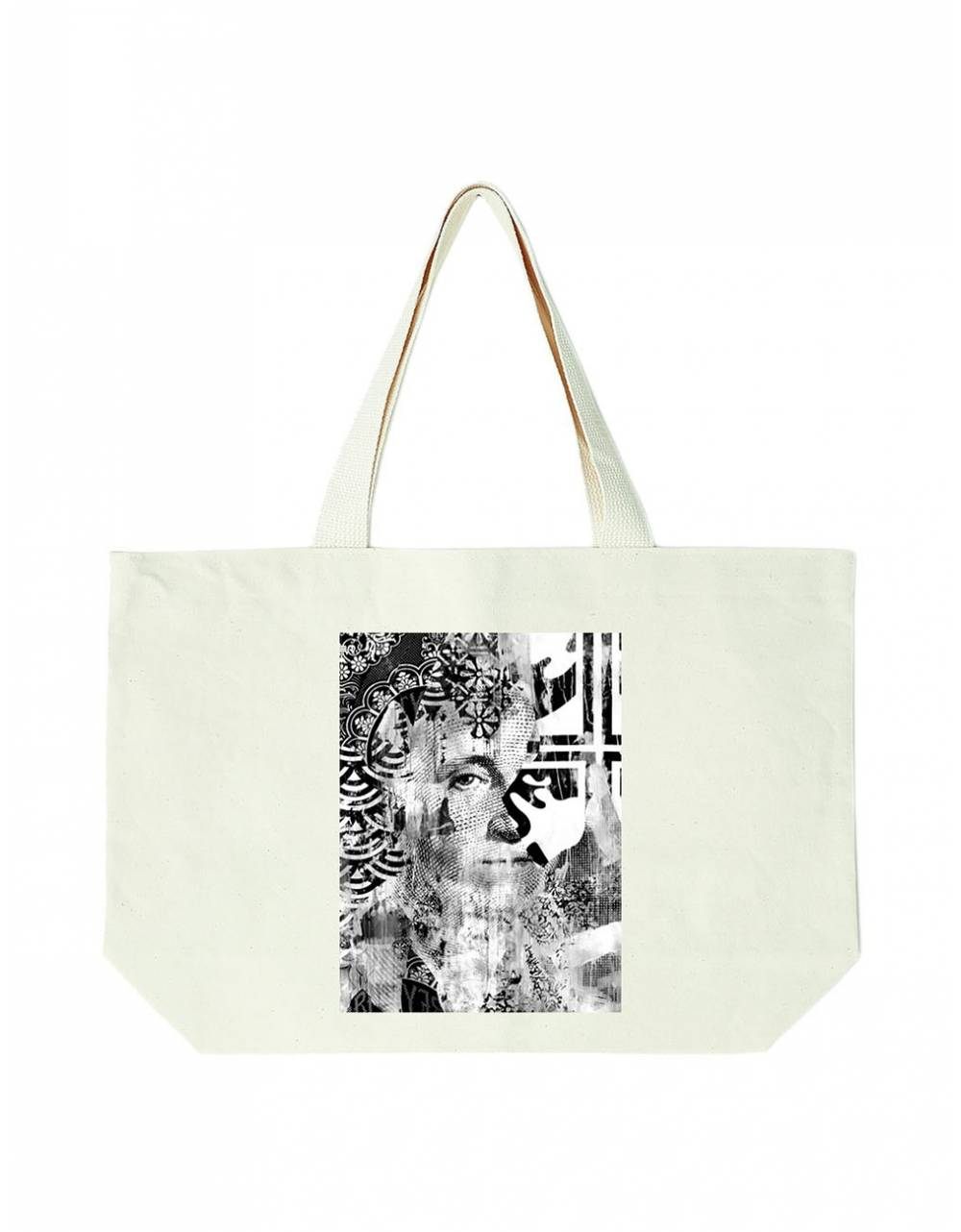 Obey Woman cream icons tote bag - natural obey Bags 56,00€