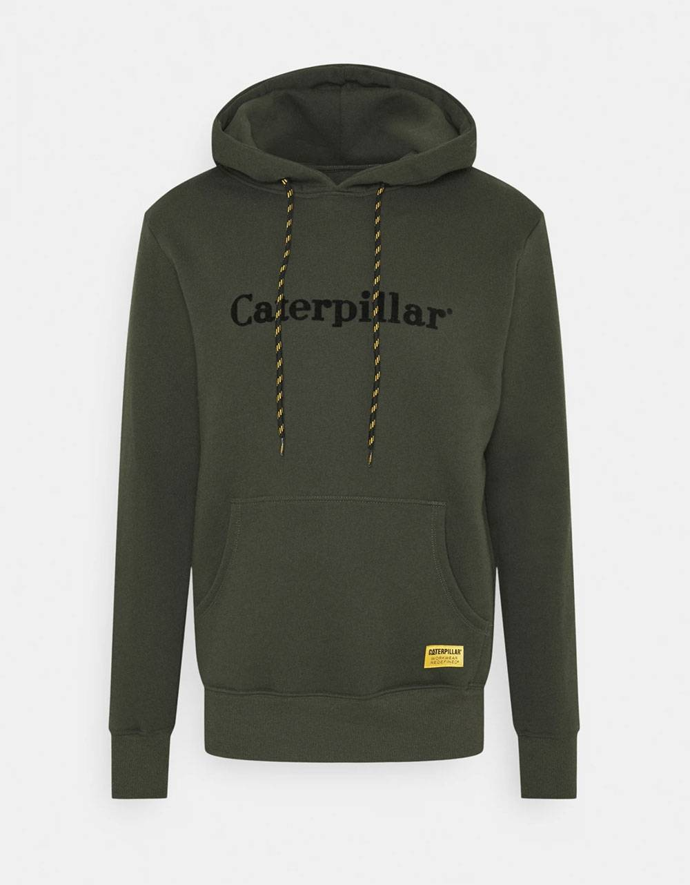 Cat Workwear Redefined Basic hoodie - army CAT WORKWEAR REDEFINED Sweater 85,00€