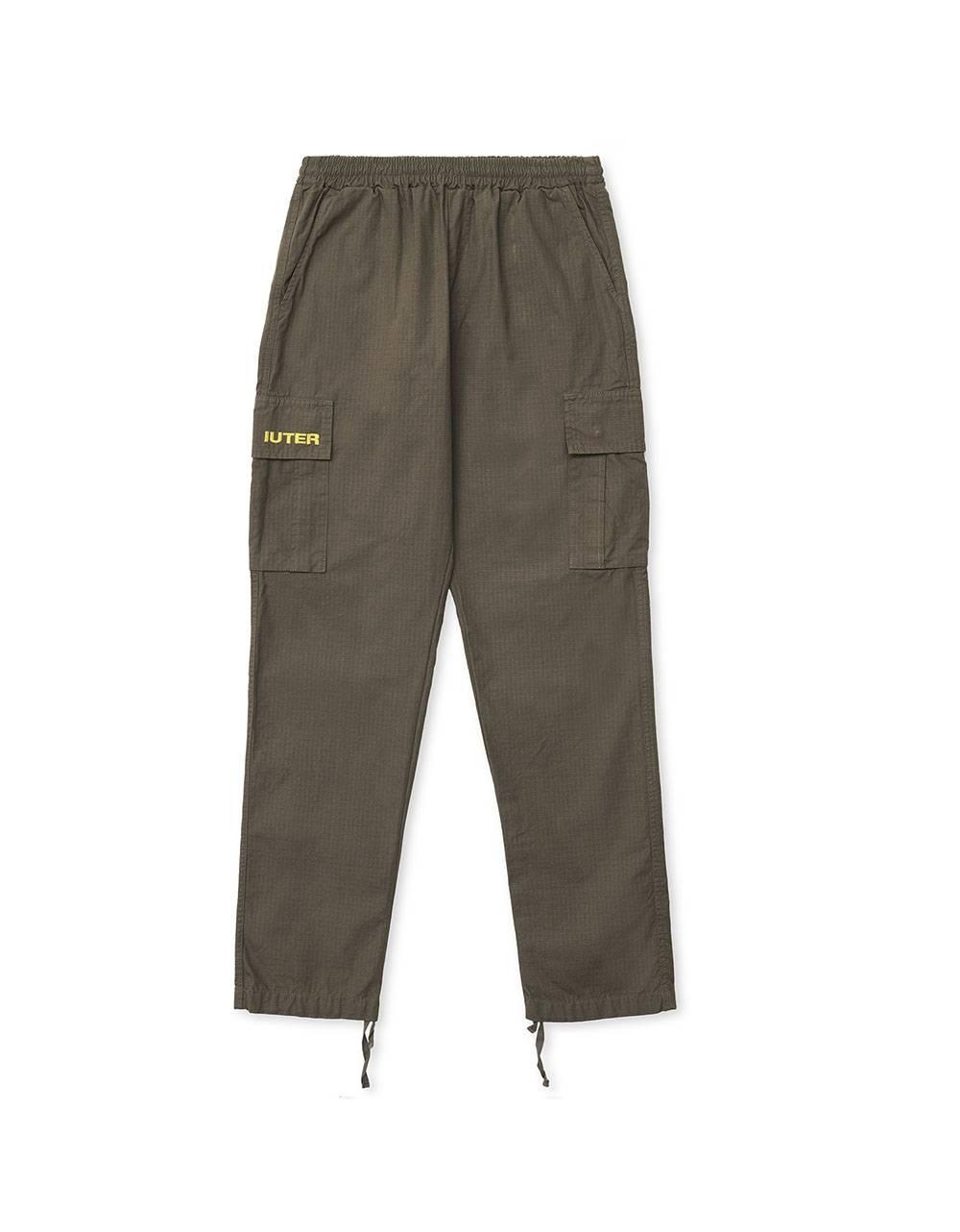 Iuter Cargo ripstop pants - Grey IUTER Pant 97,54€