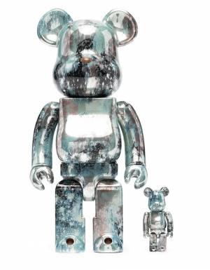 Medicom Toy Pushead 5 Bearbrick Set 100% 400% Medicom Toy Toys 280,00€