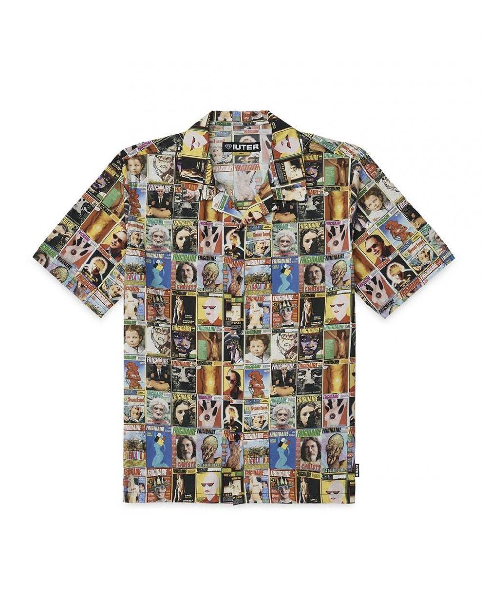 Iuter Frigidaire cover cuban shirt - multicolor IUTER Shirt 102,00€