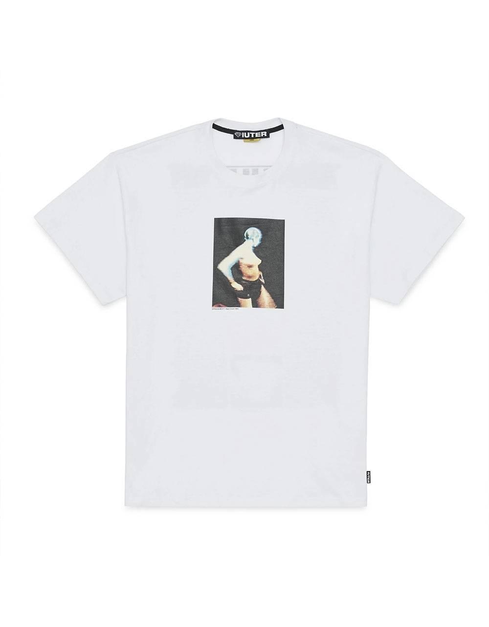 Iuter Frigidaire Pola tee - White IUTER T-shirt 49,18€