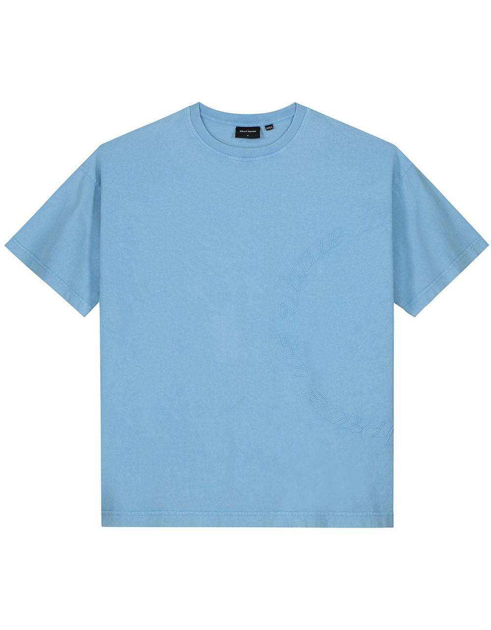 Daily Paper Kenspla tee - swedish blue DAILY PAPER T-shirt 69,67€