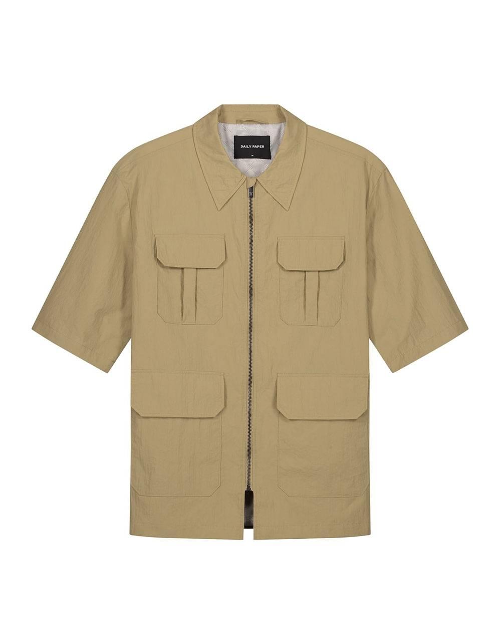 Daily Paper Khalil shirt - beige DAILY PAPER Shirt 165,00€