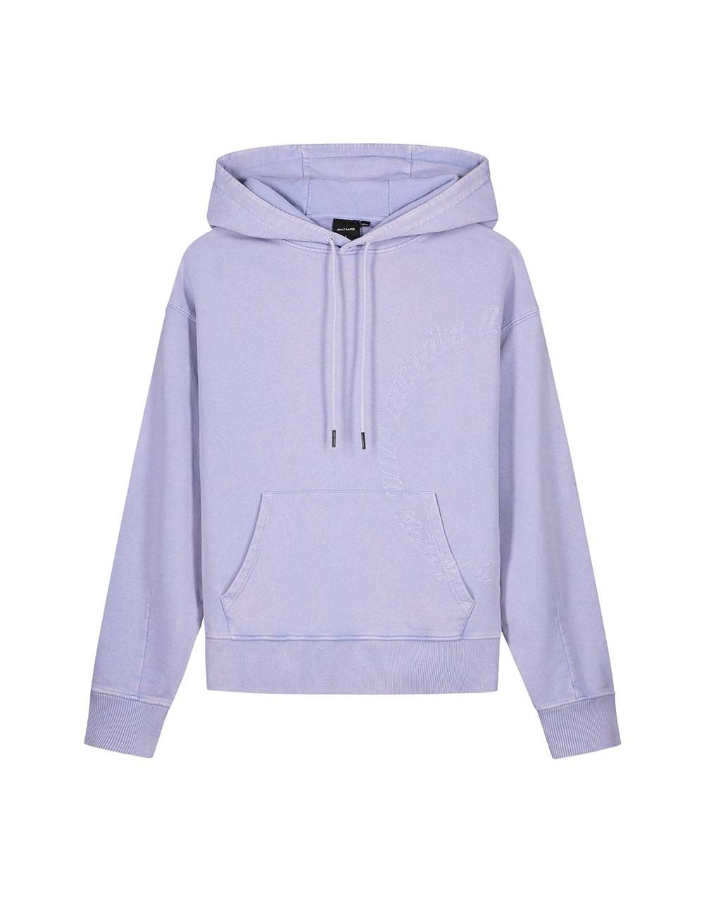 Daily Paper Kalcid hoodie - jacaranda purple DAILY PAPER Sweater 165,00€
