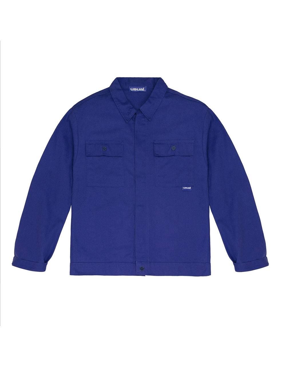 Usual No Thanx Overshirt jacket - royal Usual Shirt 78,69€