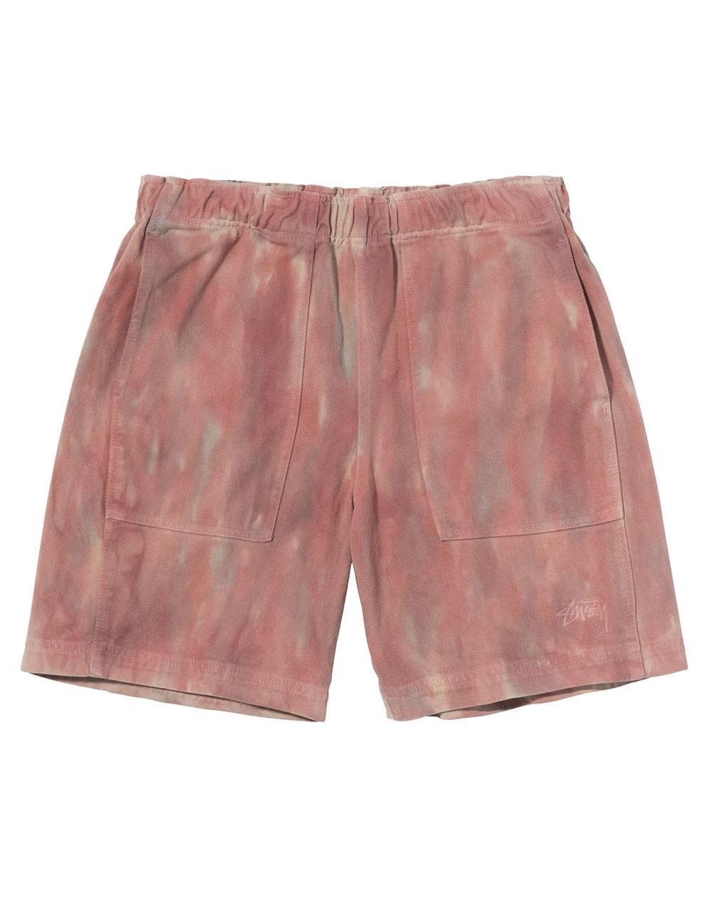 Stussy Dyed easy shorts - rust Stussy Shorts 105,74€
