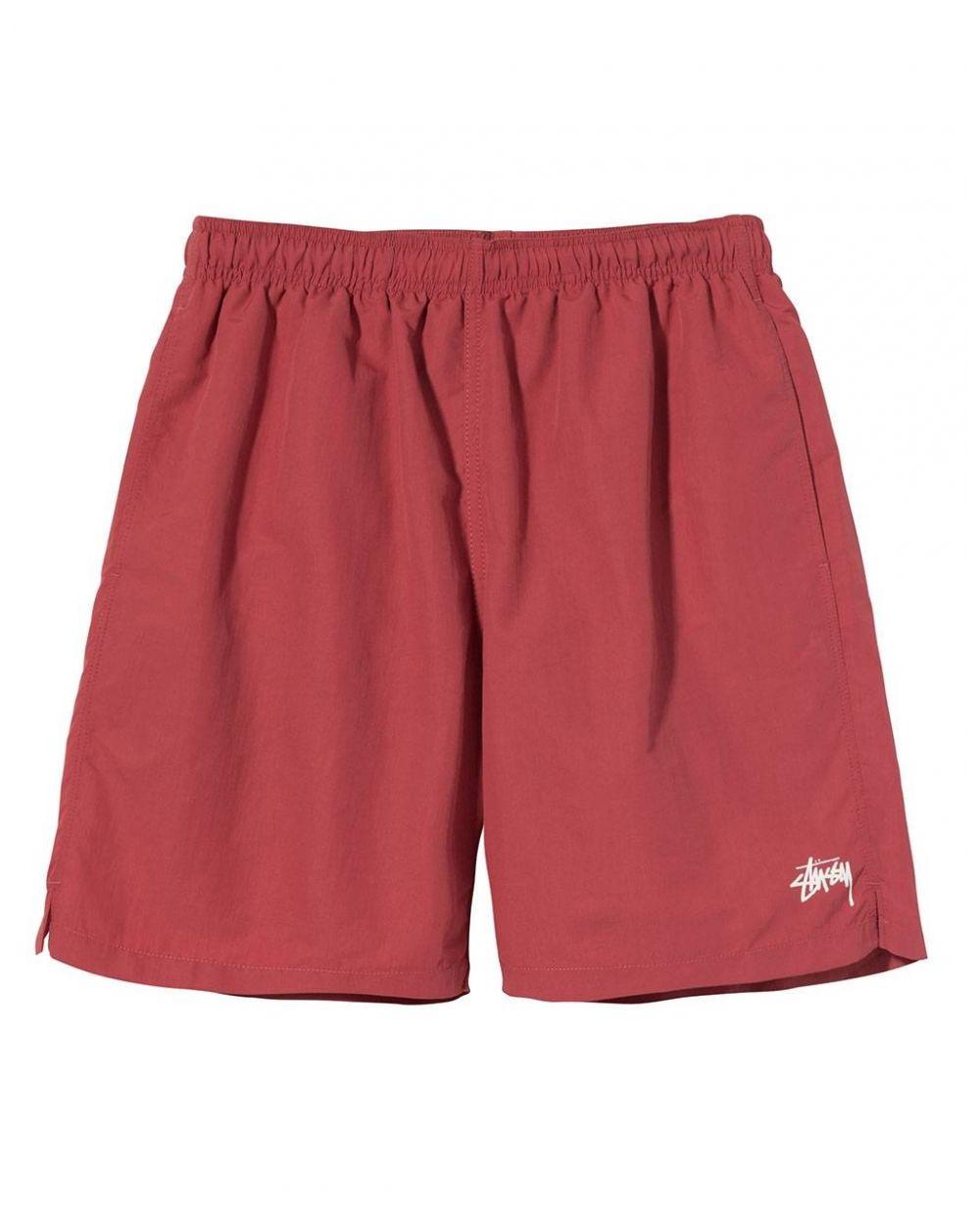 Stussy Stock Water shorts - red Stussy Shorts 85,00€