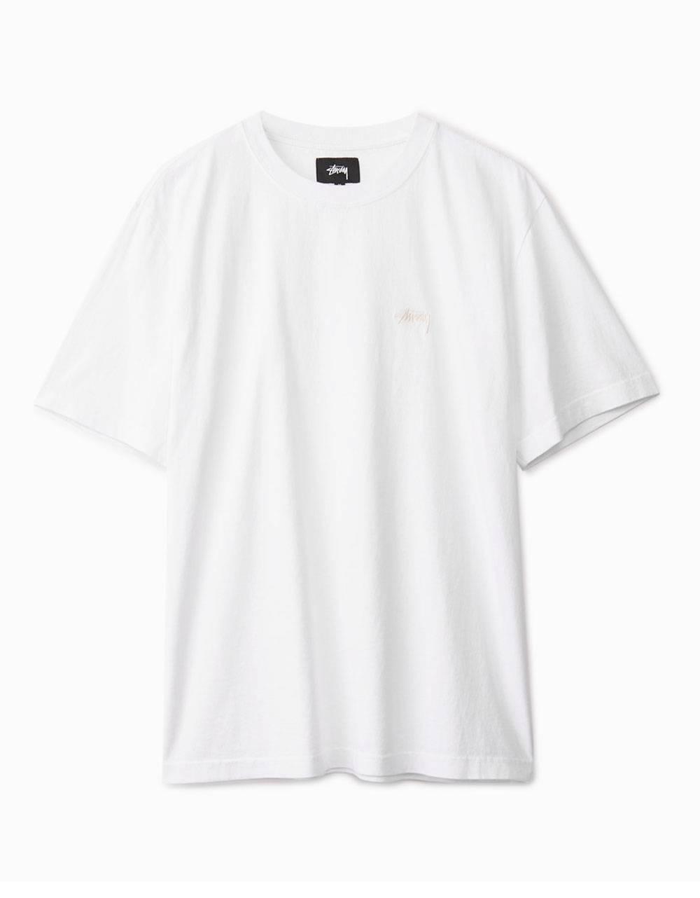 Stussy Stock logo crew tee - natural Stussy T-shirt 70,00€