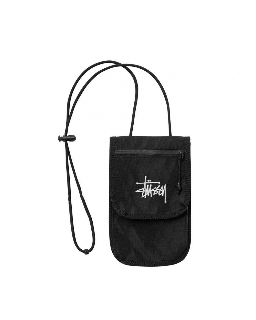 Stussy travel pouch bag - black Stussy Backpack 45,08€