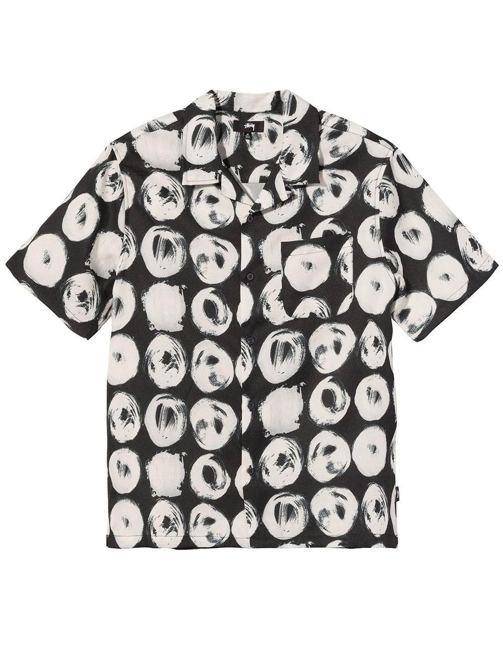 Stussy Hand drawn dot shirt - black Stussy Shirt 155,00€