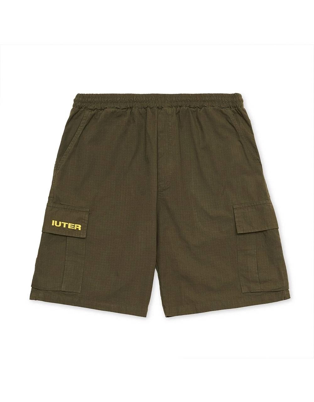 Iuter Ripstop Cargo shorts - army IUTER Shorts 75,41€