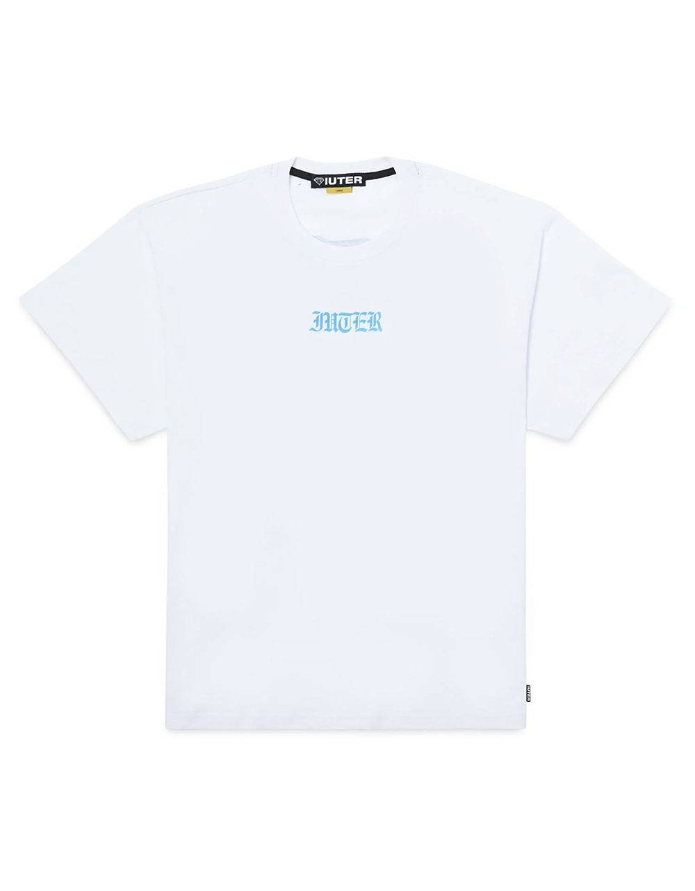 Iuter Noone tee - White IUTER T-shirt 45,00€