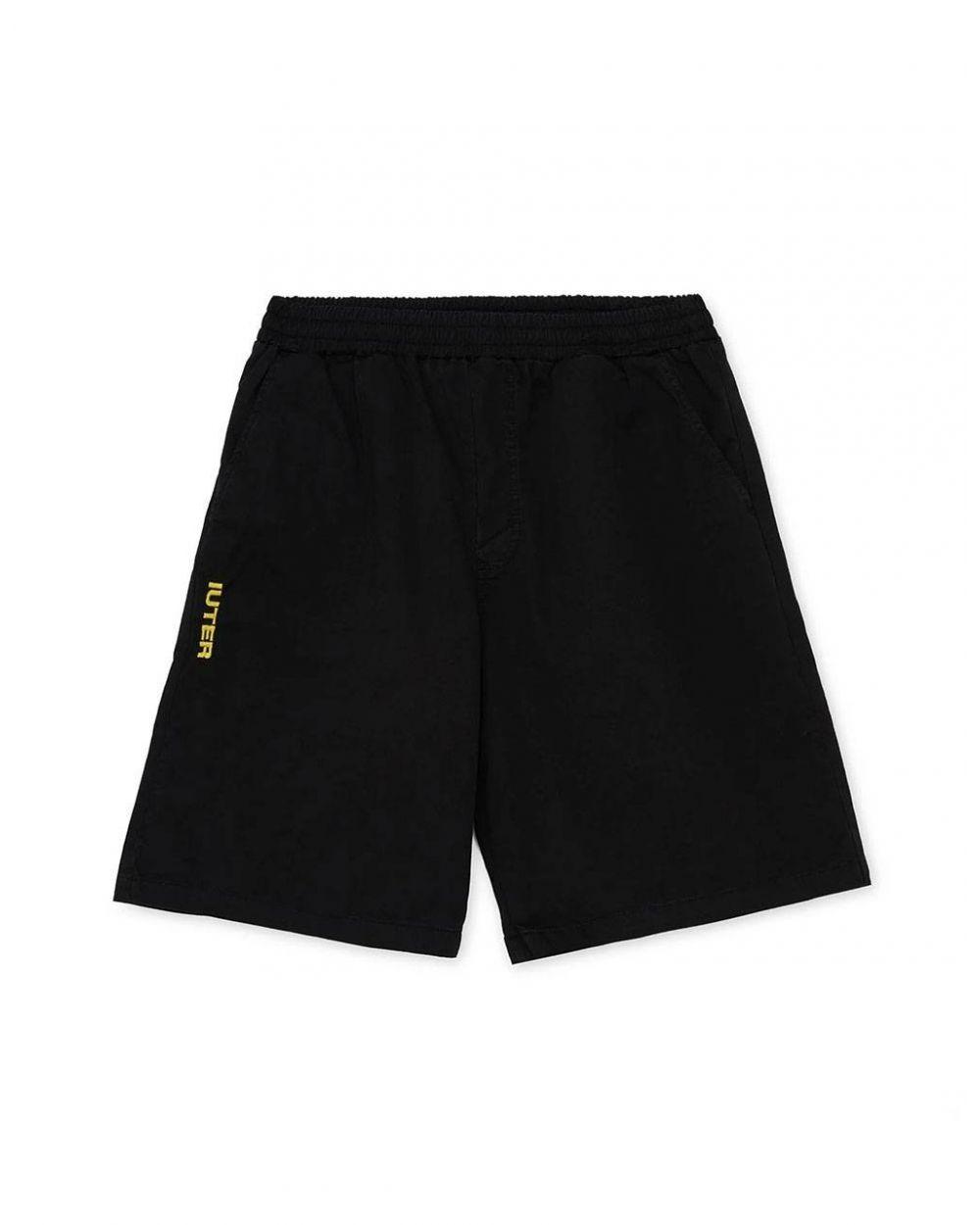 Iuter Jogger shorts - black IUTER Shorts 79,00€