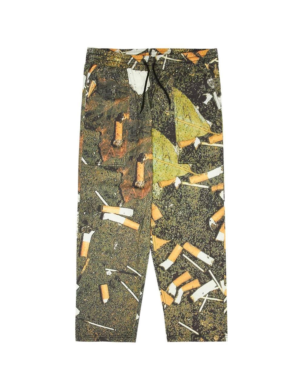 Pleasures Litter beach pants - multi Pleasures Pant 95,08€
