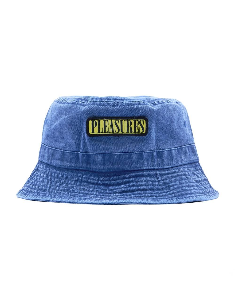 Pleasures Spank bucket hat - washed blue Pleasures Hat 45,08€