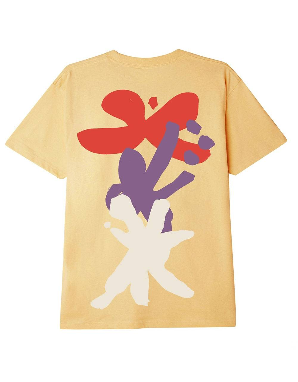 Obey Flower dance sustainable t-shirt - croissant obey T-shirt 45,08€