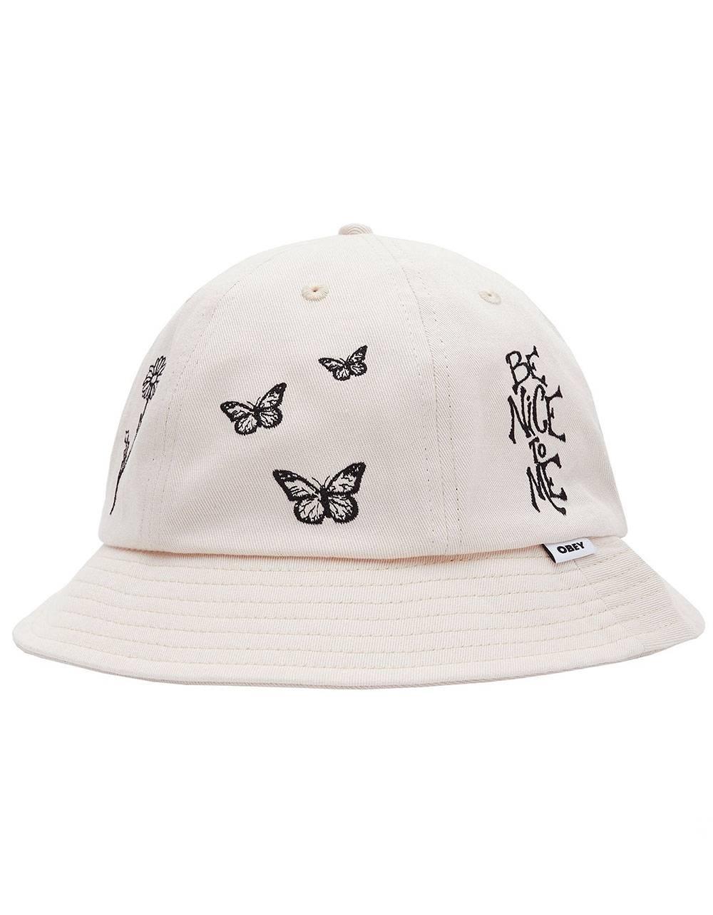 Obey printed 6 panel bucket hat - sago obey Hat 49,00€