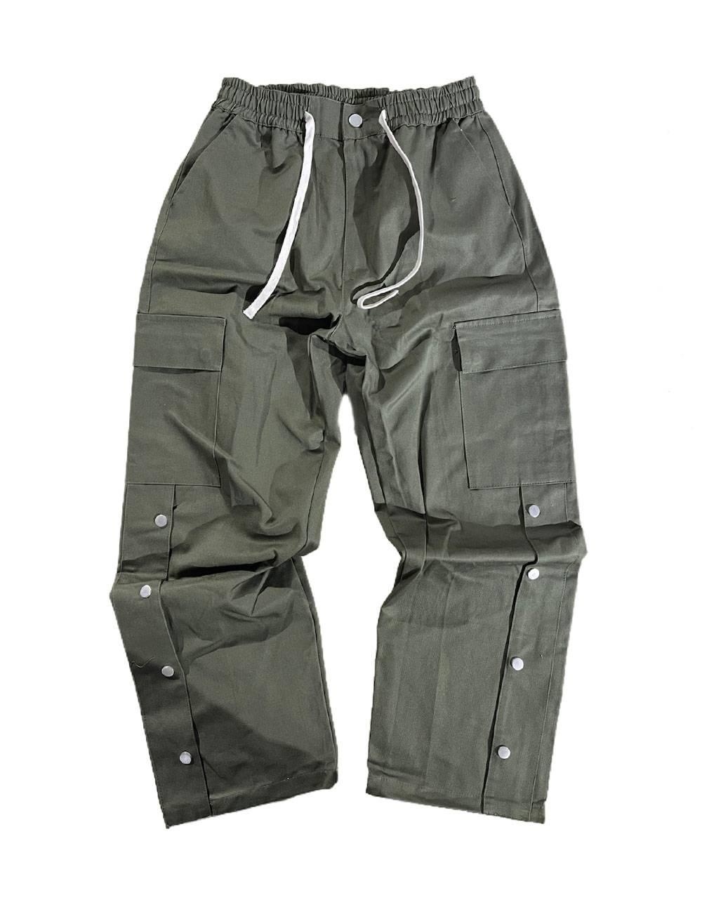Volk sick mind work pants - army VOLK Pant 97,54€