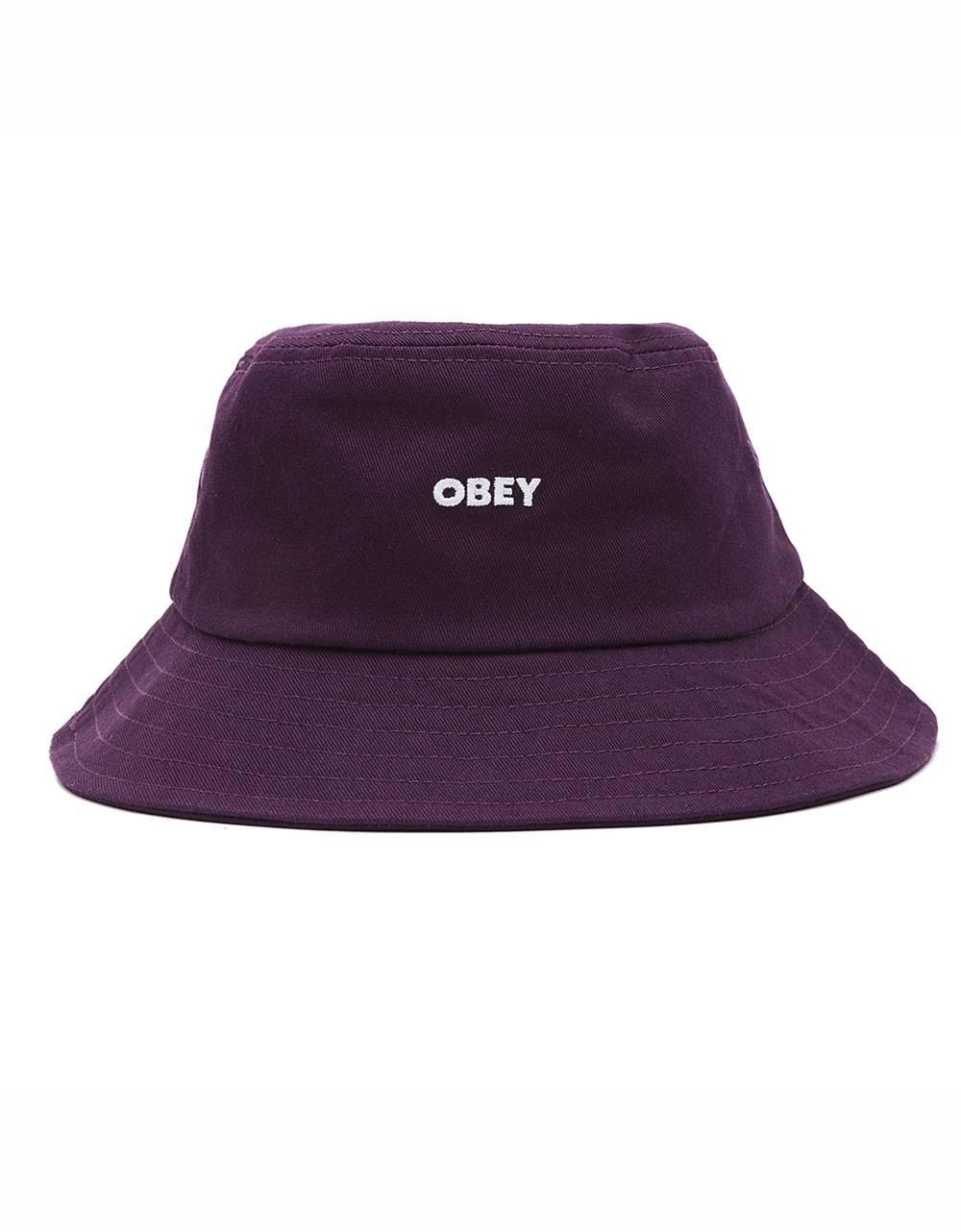 Obey bold bucket hat - purple nitro obey Hat 49,00€