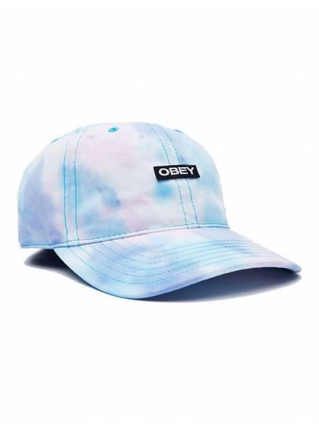 Obey Woman Kalsman hat - purple tie dye obey Hat 46,00€