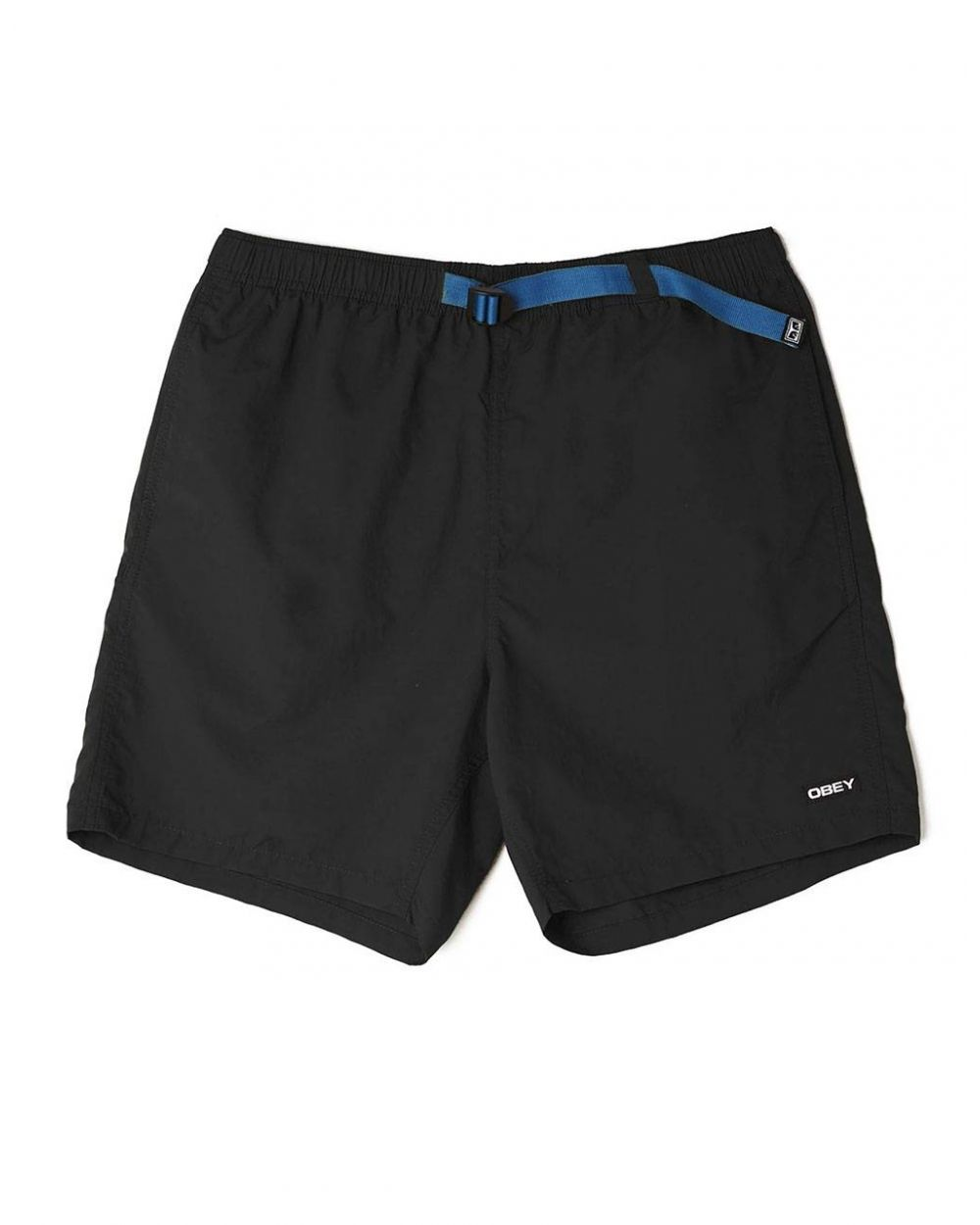 Obey Easy relaxed trek shorts - black obey Shorts 79,00€