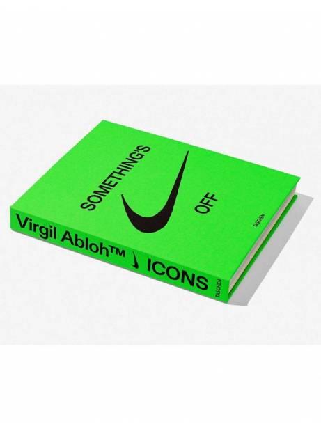 Taschen - Virgil Abloh. Nike. ICONS Taschen Books 65,00€