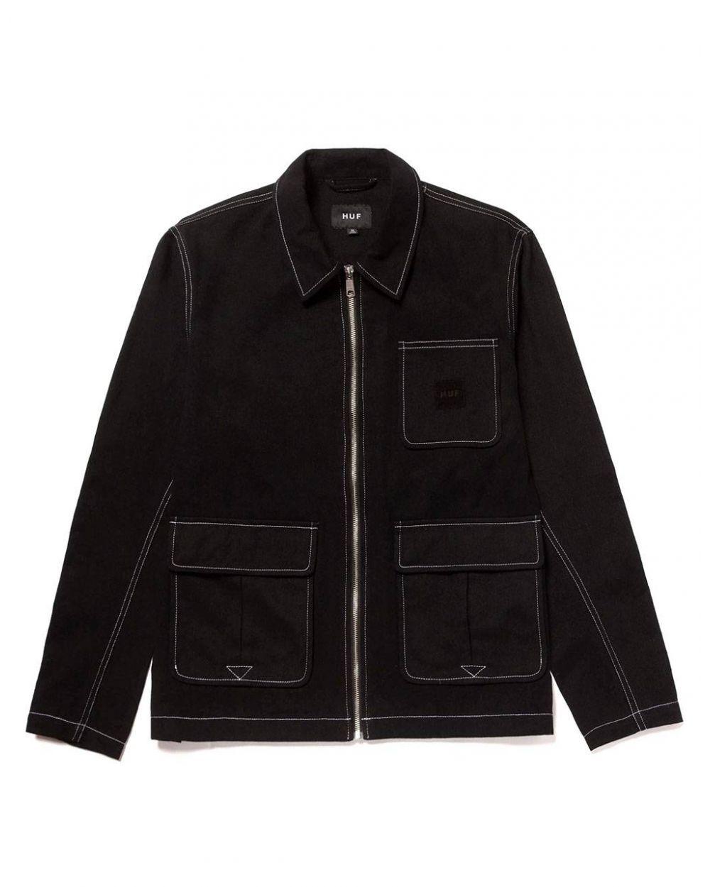 Huf Canyon Jacket - black Huf Jacket 122,13€