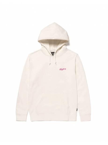 Huf I feels good hoodie - off white Huf Sweater 91,80€