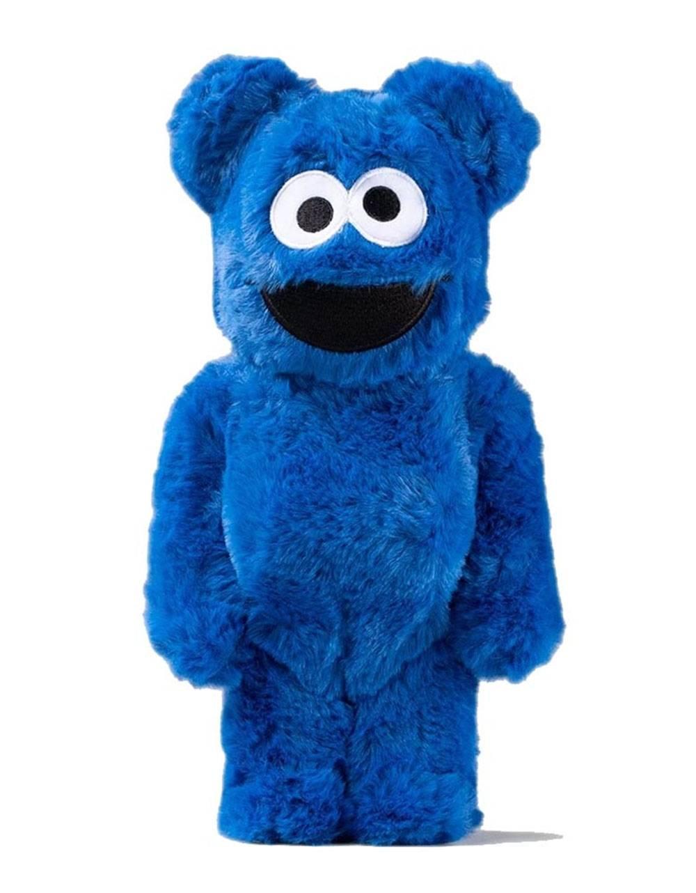 Medicom Toy Bearbrick Cookie monster costume 1000% Medicom Toy Toys 800,00€