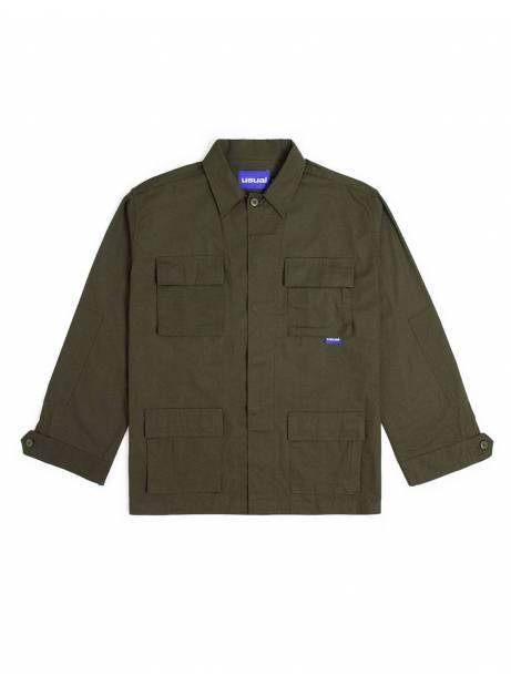 Nostalgia 1994 by Usual overshirt jacket - army Usual Light jacket 109,00€