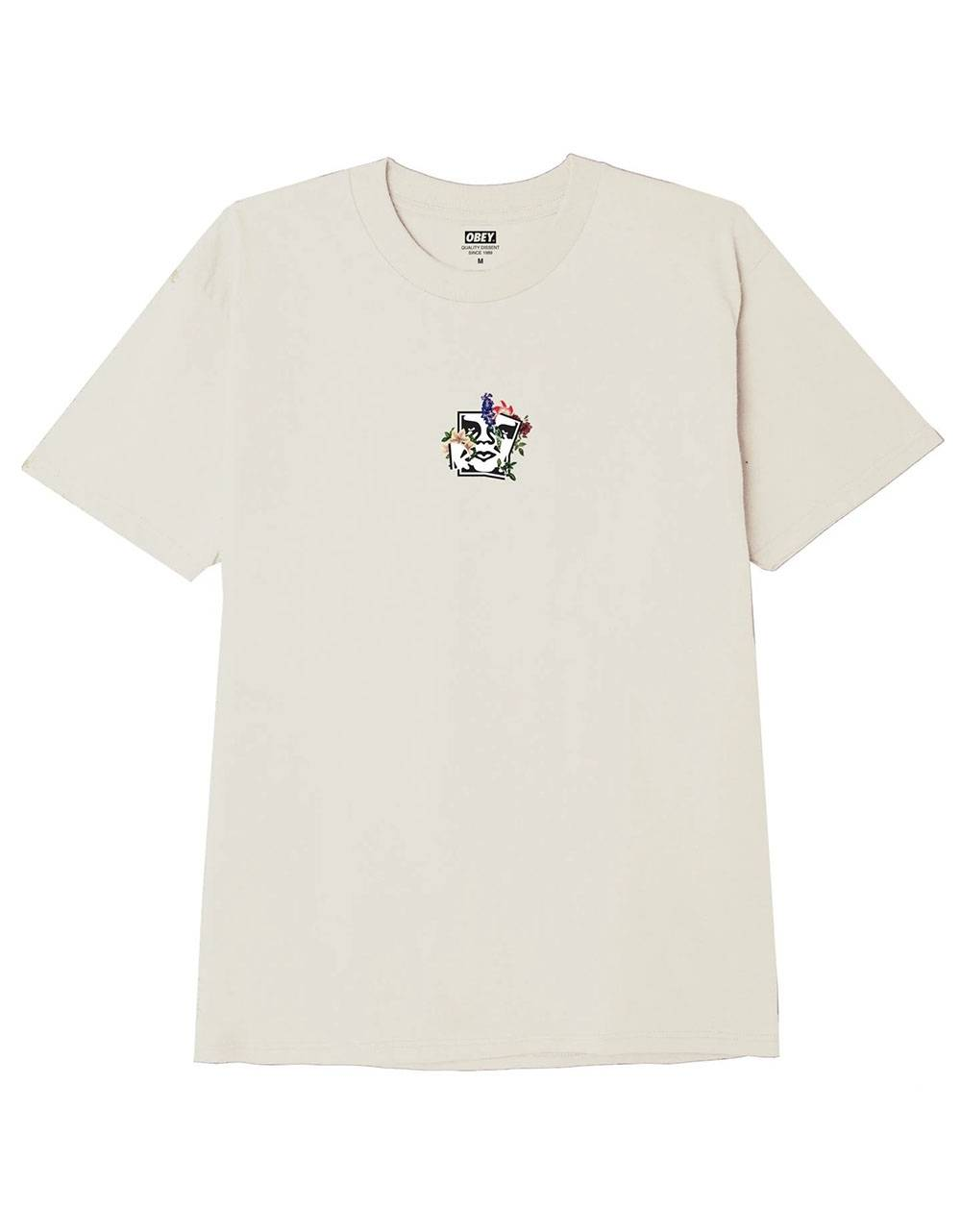 Obey Garden classic t-shirt - cream obey T-shirt 36,89€