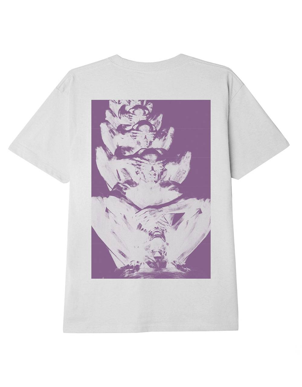 Obey Ride away sustainable t-shirt - white obey T-shirt 55,00€