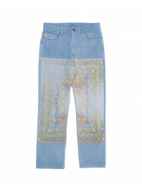 Pleasures Walk on me denim jeans - washed Pleasures Jeans 122,13€