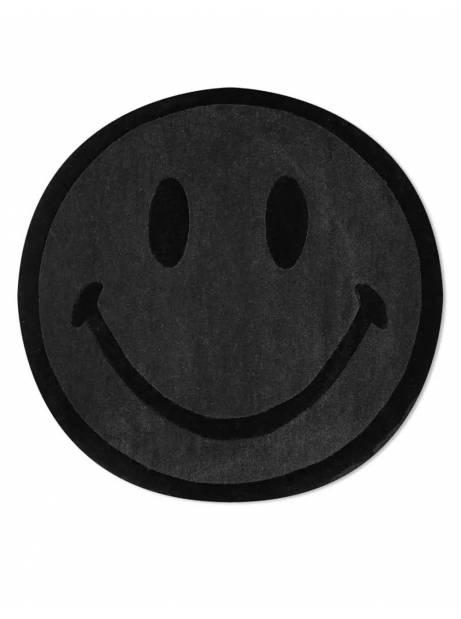 ChinaTown Market Smiley 6ft monochrome rug - anthracite Chinatown Market ACCESSORIES 490,00€
