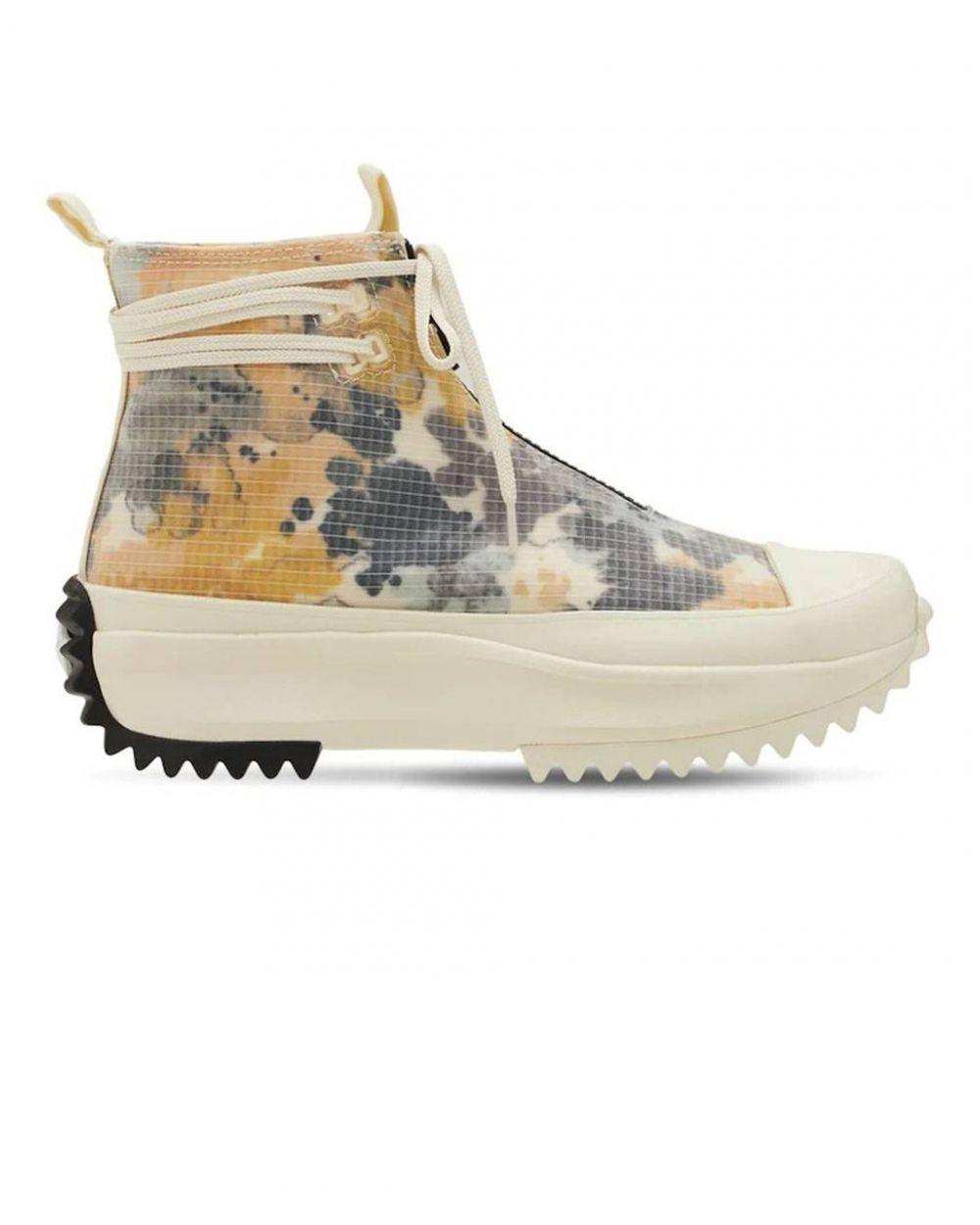 Converse Woman Festival Run Star Hike High Top - Egret/White/Black Converse Sneakers 125,00€