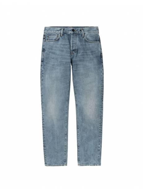 Carhartt Wip Klondike Denim Pant - blue light used wash CARHARTT WIP Jeans 94,26€